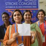 Neurologists hope for STROKE FREE WORLD on the occasion of 'WORLD STROKE DAY today--pic 4.JPG