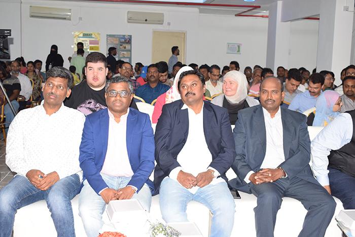 Indian Muslim Association- Kuwait organised Iftar get-together