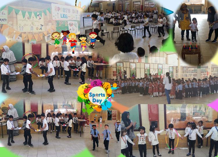 Iloa Holds Annual Kindergarten Sports Day