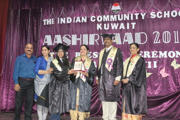 ICSK KHAITAN BLESSES ITS BATCH OF CLASS XII