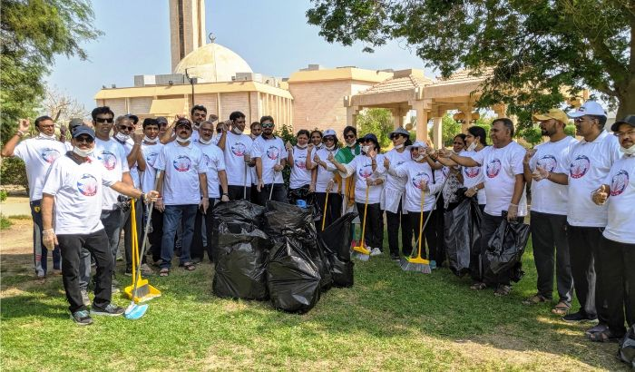 "Samarpan organizes ""Cleanliness is Service"" campaign"