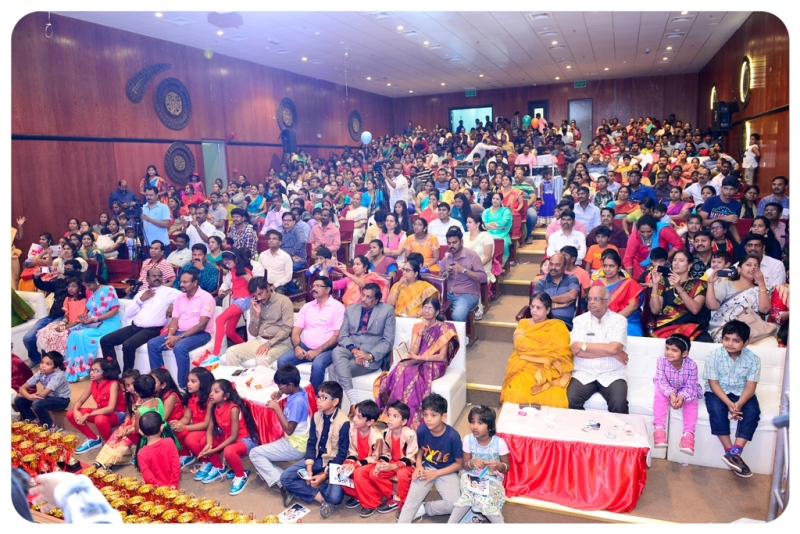 Kuwait Tamil Sangam (KTS) conducted Children's Day function