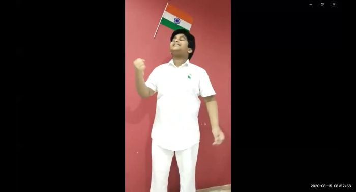 Bhavans IES Celebrates India's Independence Day