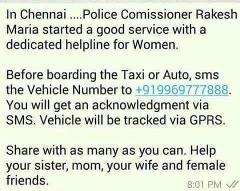 Womens Safety